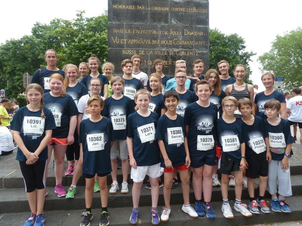 Läuferinnen Und Läufer Für Den Münzlauf 2016 Gesucht Eichendorff